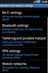 Samsung S5830 Galaxy Ace - Mms - Manual configuration - Step 5