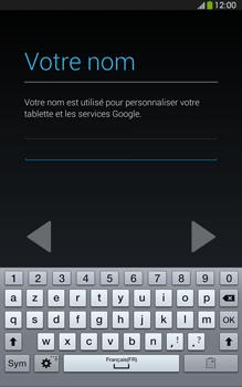 Samsung Galaxy Tab 3 8 4G - Premiers pas - Créer un compte - Étape 11