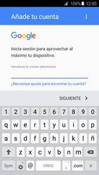 Samsung Galaxy S6 - E-mail - Configurar Gmail - Paso 11