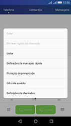 Huawei Y6 - Chamadas - Como bloquear chamadas de um número -  4