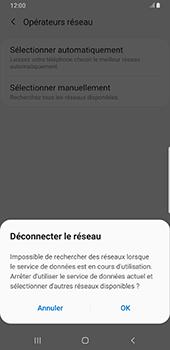 Samsung Galaxy S9 Plus - Android Pie - Réseau - utilisation à l'étranger - Étape 11