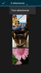 Wiko Rainbow Lite 4G - Photos, vidéos, musique - Envoyer une photo via Bluetooth - Étape 7