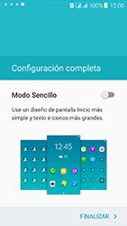 Samsung Galaxy J3 (2016) DualSim (J320) - Primeros pasos - Activar el equipo - Paso 17