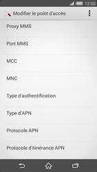 Sony Xperia Z2 (D6503) - Internet - Configuration manuelle - Étape 12