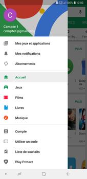 Samsung Galaxy A7 (2018) - Applications - comment vérifier si des mises à jour sont disponibles pour l'appli - Étape 5