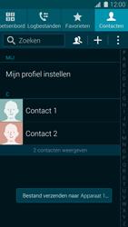 Samsung G900F Galaxy S5 - Contactgegevens overzetten - delen via Bluetooth - Stap 12
