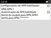 BlackBerry 9620 - Internet (APN) - Como configurar a internet do seu aparelho (APN Nextel) - Etapa 10