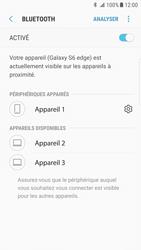 Samsung Galaxy S6 Edge - Android Nougat - WiFi et Bluetooth - Jumeler votre téléphone avec un accessoire bluetooth - Étape 9