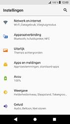 Sony Xperia XZ - Android Oreo - Internet - handmatig instellen - Stap 5