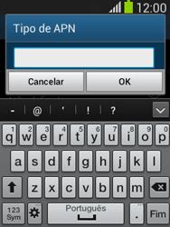 Samsung Galaxy Pocket Neo - MMS - Configurar MMS -  14