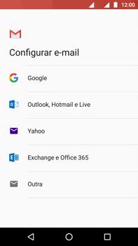 Motorola Moto Z2 Play - Email - Como configurar seu celular para receber e enviar e-mails - Etapa 7