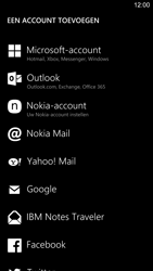 Nokia Lumia 1520 - E-mail - Handmatig instellen - Stap 6