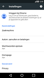 LG K10 (2017) (M250n) - Internet - Handmatig instellen - Stap 24