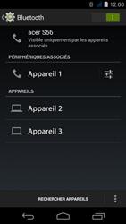 Acer Liquid Jade S - WiFi et Bluetooth - Jumeler votre téléphone avec un accessoire bluetooth - Étape 8