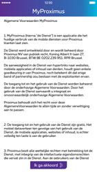 Apple iPhone 6 iOS 9 - Applicaties - MyProximus - Stap 11