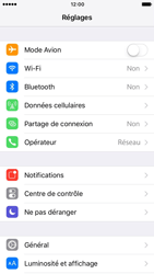 Apple iPhone 7 - Premiers pas - Configurer l