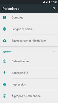 OnePlus 2 - Device maintenance - Retour aux réglages usine - Étape 5