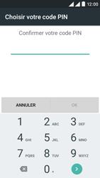 Wiko Rainbow Lite 4G - Sécuriser votre mobile - Activer le code de verrouillage - Étape 9