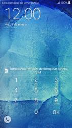 Samsung Galaxy J5 - Primeros pasos - Activar el equipo - Paso 3