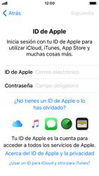 Apple iPhone SE iOS 11 - Primeros pasos - Activar el equipo - Paso 17