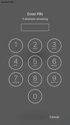 Apple iPhone 7 - iOS 10 - Primeiros passos - Como ativar seu aparelho - Etapa 4