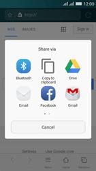 Huawei Y635 Dual SIM - Internet - Internet browsing - Step 16