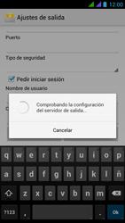 BQ Aquaris 5 HD - E-mail - Configurar correo electrónico - Paso 16