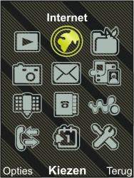 Sony Ericsson W995 - Internet - hoe te internetten - Stap 2