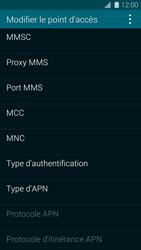Samsung Galaxy S5 G900F - Internet - Configuration manuelle - Étape 11