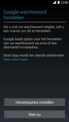 Huawei Ascend G6 - Applicaties - Account aanmaken - Stap 11