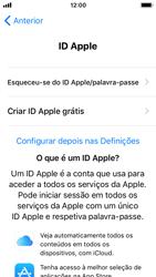 Apple iPhone 5s - iOS 11 - Primeiros passos - Como ligar o telemóvel pela primeira vez -  18