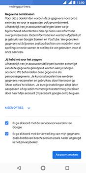 Nokia 5.1 - Applicaties - Account instellen - Stap 17