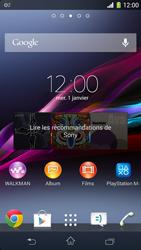 Sony D5503 Xperia Z1 Compact - Internet - configuration automatique - Étape 4