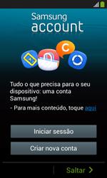 Samsung Galaxy Trend Plus - Primeiros passos - Como ligar o telemóvel pela primeira vez -  8