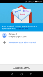 Huawei Huawei Y5 II - E-mail - Configuration manuelle (gmail) - Étape 15