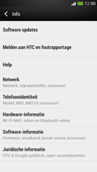 HTC One Mini - Software updaten - Update installeren - Stap 5
