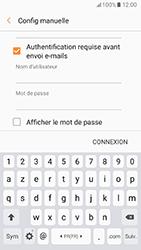 Samsung A520 Galaxy A5 (2017) - E-mail - Configuration manuelle - Étape 13