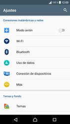 Sony Xperia E5 (F3313) - WiFi - Conectarse a una red WiFi - Paso 4
