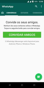 Wiko View Dual SIM - Aplicações - Como configurar o WhatsApp -  14