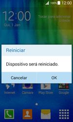 Samsung Galaxy J1 - Internet no telemóvel - Como configurar ligação à internet -  29