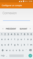 Crosscall Trekker M1 Core - E-mails - Ajouter ou modifier votre compte Yahoo - Étape 8