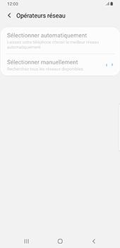 Samsung Galaxy S9 Plus - Android Pie - Réseau - utilisation à l'étranger - Étape 12