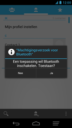 KPN Smart 300 - Contacten en data - Contacten overzetten via Bluetooth - Stap 9