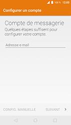 Wiko WIM Lite - E-mails - Ajouter ou modifier un compte e-mail - Étape 9