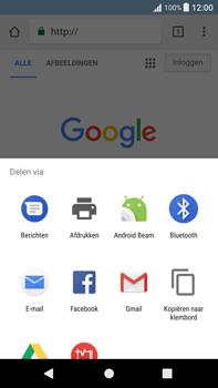 Sony Xperia XA1 Plus (G3421) - Internet - Hoe te internetten - Stap 21