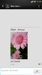 HTC Desire 601 - MMS - envoi d'images - Étape 18