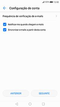 Huawei Mate 9 - Email - Configurar a conta de Email -  19