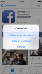 Apple iPhone 5s iOS 9 - Applications - Créer un compte - Étape 8