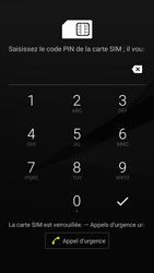 Sony E6653 Xperia Z5 - Device maintenance - Effectuer une réinitialisation logicielle - Étape 4