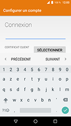 Wiko WIM Lite - E-mails - Ajouter ou modifier votre compte Outlook - Étape 12